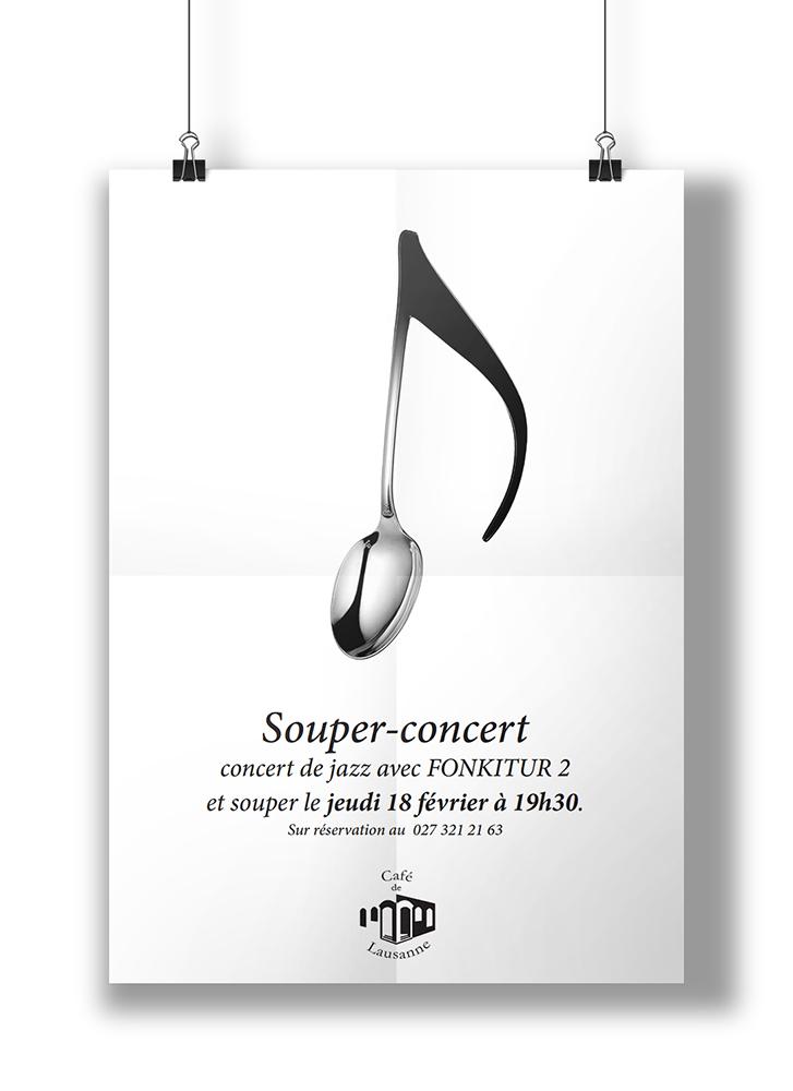 cafe de lausanne-soupers concerts