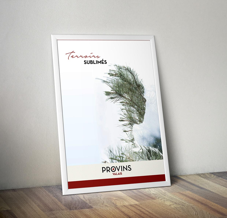 provins valais affiche 2